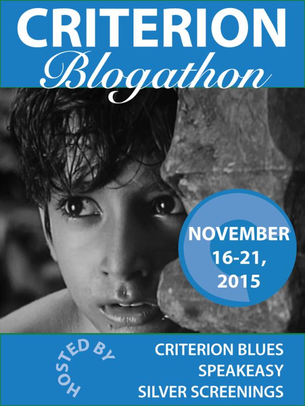 My First Criterion Blogathon (2/4)